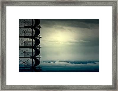 Look Out Framed Print by Joana Kruse