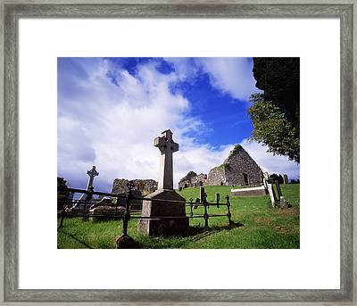 Loughinisland, Co. Down, Ireland Framed Print by The Irish Image Collection