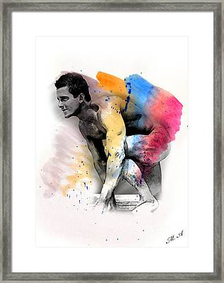 Love Colors - 2 Framed Print by Mark Ashkenazi