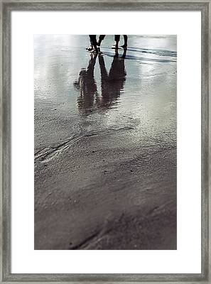 Low Tide Framed Print by Joana Kruse
