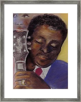 Lucille Framed Print by Carole Joyce