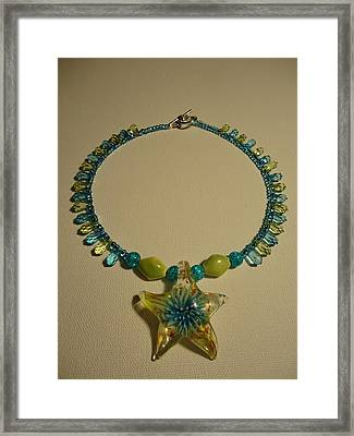 Lucky Stars Framed Print by Jenna Green
