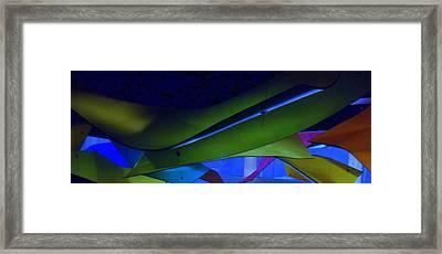 Luluminous 1 Framed Print by Randall Weidner