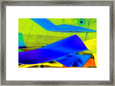 Luluminous 2 Framed Print by Randall Weidner