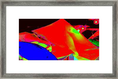 Luluminous 3 Framed Print by Randall Weidner