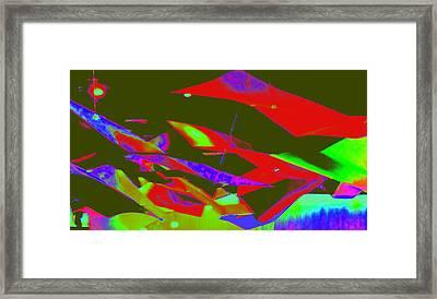 Luluminous 5 Framed Print by Randall Weidner