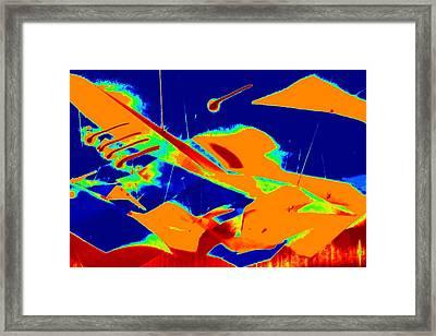 Luluminous 6 Framed Print by Randall Weidner