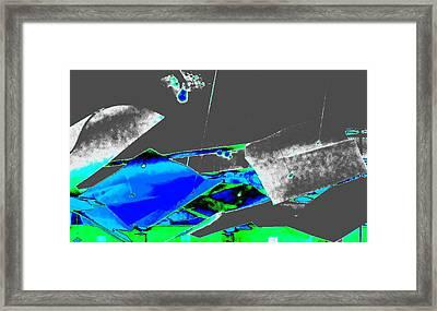 Luluminouse 4 Framed Print by Randall Weidner