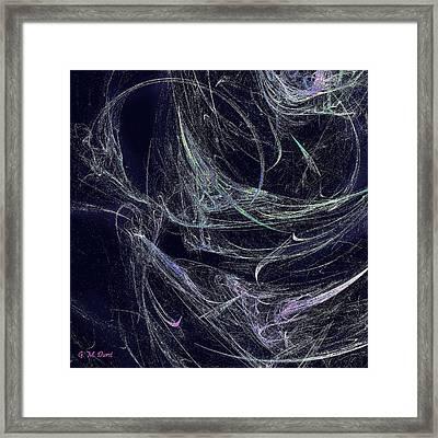 Lyrical Framed Print by Michael Durst