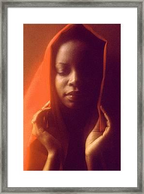 Madonna Framed Print by Stuart Brown