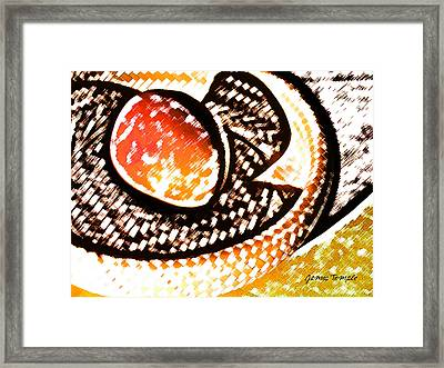 Mango Framed Print by James Temple