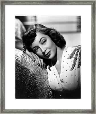Marie Windsor, 1946 Framed Print by Everett