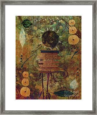 Maskerade Framed Print by Aimelle