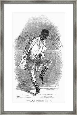 Master Juba (c1825-c1852) Framed Print by Granger