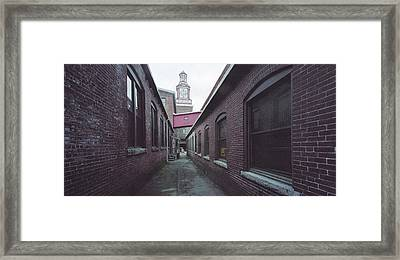 Maynard Mills Framed Print by Jan W Faul