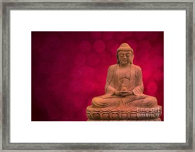 Meditation Framed Print by Hannes Cmarits