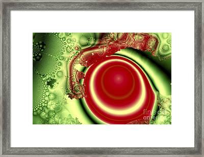 Melon Juice Framed Print by Jay Lethbridge