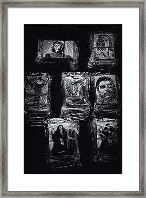 Mementos From A Cuban Revolution Framed Print by Mauricio Jimenez
