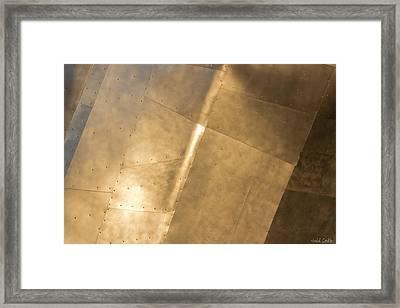 Metal Framed Print by Heidi Smith
