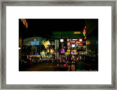 MGM Framed Print by Charles Warren