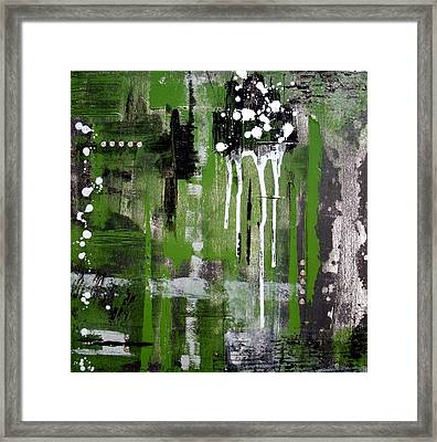 Militant Framed Print by Holly Anderson