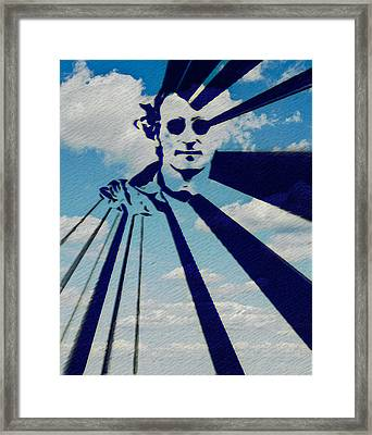 Mind Games Framed Print by Bill Cannon