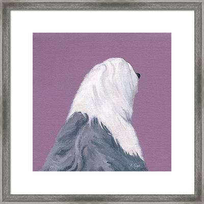 Mira Framed Print by Brian Ogi