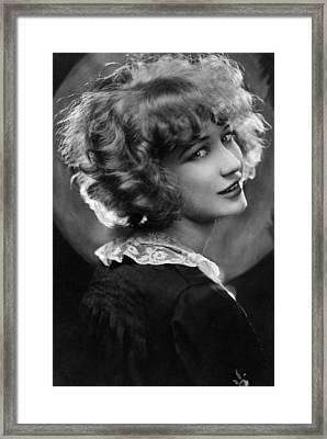 Miriam Hopkins, Ca. 1926 Framed Print by Everett