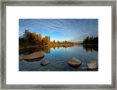 Mirror Mirror Framed Print by Beve Brown-Clark Photography