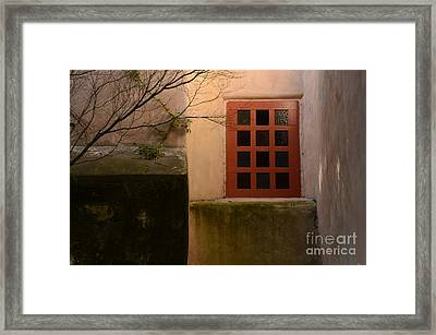Mission San Carlos Borromeo De Carmelo 1 Framed Print by Bob Christopher