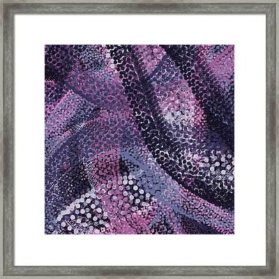 Moment By Moment Framed Print by Bonnie Bruno