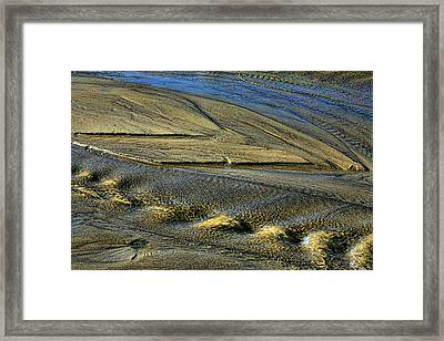 Moments In Time Framed Print by Bonnie Bruno