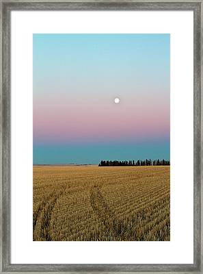 Moonrise Framed Print by Images by Christine De Bruyn Photography