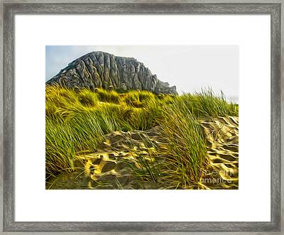 Morro Bay  Framed Print by Gregory Dyer