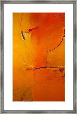 Most Like Lee Framed Print by Cliff Spohn