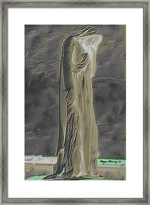 Mother Canada I Framed Print by Wayne Bonney