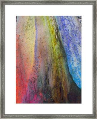 Framed Print featuring the digital art Move On by Richard Laeton