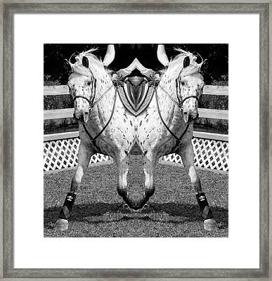 Moving Forward Framed Print by Betsy Knapp