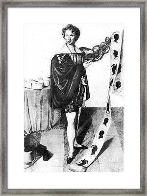 Mozart: Don Giovanni Framed Print by Granger