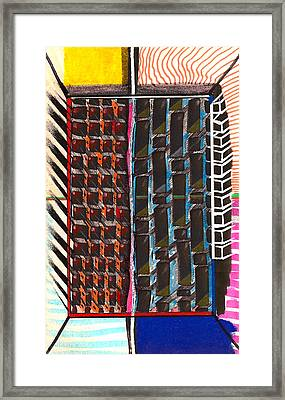 The Projects  Framed Print by Al Goldfarb