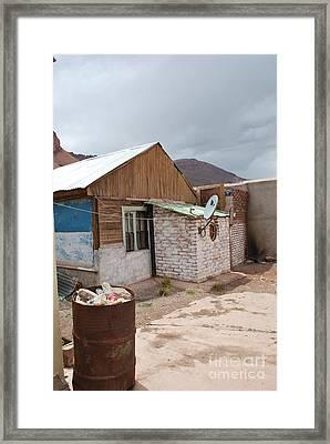 Must See Tv Framed Print by Jen Bodendorfer