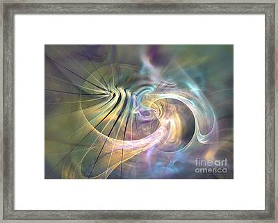 Mutual Pleasure Framed Print by Sipo Liimatainen