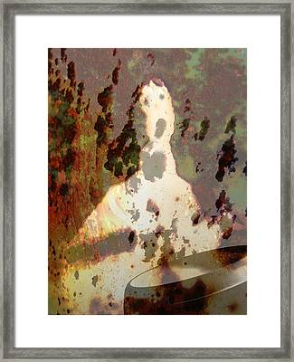 My All  Framed Print by Shirley Sirois