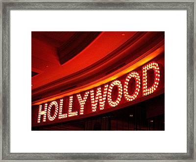 My Vegas Caesars 22 Framed Print by Randall Weidner