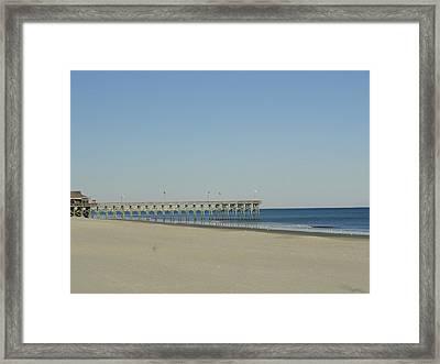 Myrtle Beach Framed Print by Tanya Moody