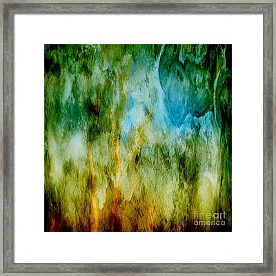 Mystical Woods Framed Print by Emilio Lovisa