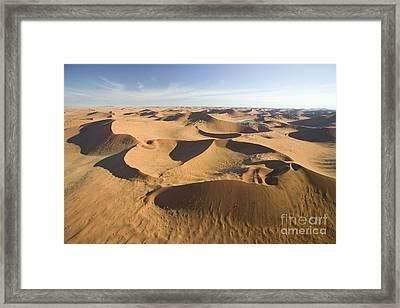 Namib Desert Framed Print by Namib Desert