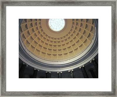 National Gallery Of Art I Framed Print by Steven Ainsworth