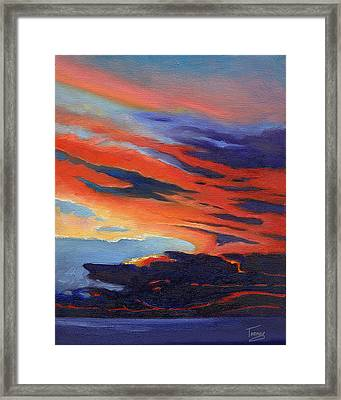 Natural Light Framed Print by Catherine Twomey