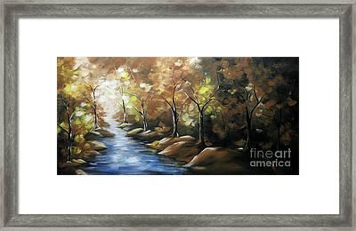 Nature Beauty 3 Framed Print by Uma Devi